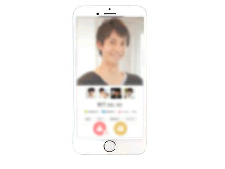 婚活マッチングアプリの人気男性会員
