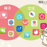 婚活アプリと恋活アプリの違い